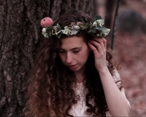 Molly Pinto Madigan; artwork for Wildwood Bride, photo by Joey Phoenix Photography