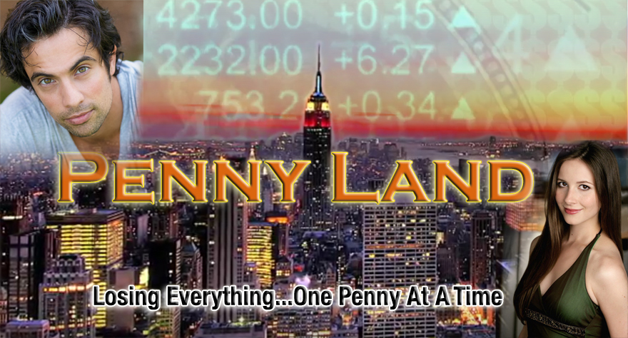 "David Joseph and Jamie Greenland star in ""Penny Land,"" written, directed, and produced by Billy Hahn."